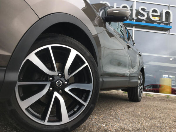 Nissan Qashqai 1,6 dCi 130 Tekna Van - billede 1