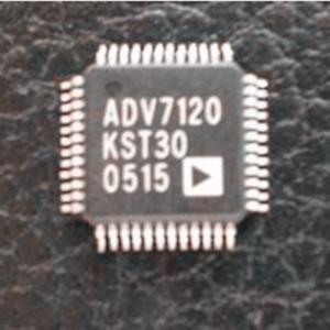ADV7120KST30  LQFP-48  NEW