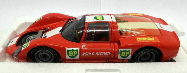 PORSCHE 906E BP WORLD RECORD RUNS MONZA 1967 1//18 MODEL BY MINICHAMPS 100676100
