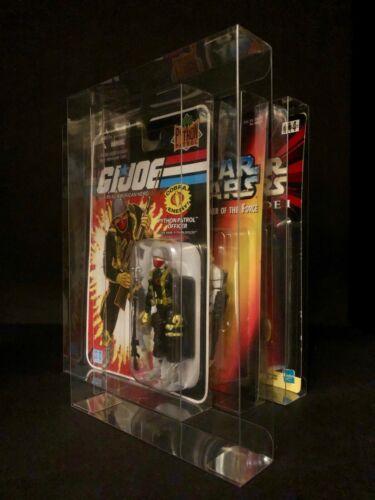 GI Joe Star Wars Déflecteur DC ® MOC vitrine: Star Trek Reaction Figure