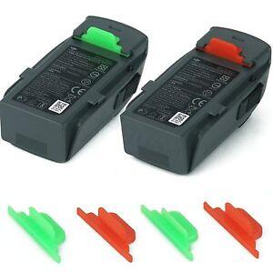DJI-Spark-Akku-Schutzkappen-Battery-Dustproof-Protection-Tuning-NEW-DE