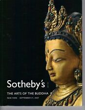 SOTHEBY'S TIBET NEPAL CHINA MONGOLIA BUDDHA Art Auction Catalog 2007