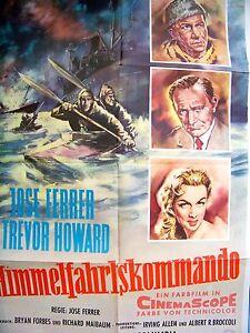 WW-II-TREVOR-HOWARD-HIMMELFAHRTSKOMMANDO-JOSE-FERRER