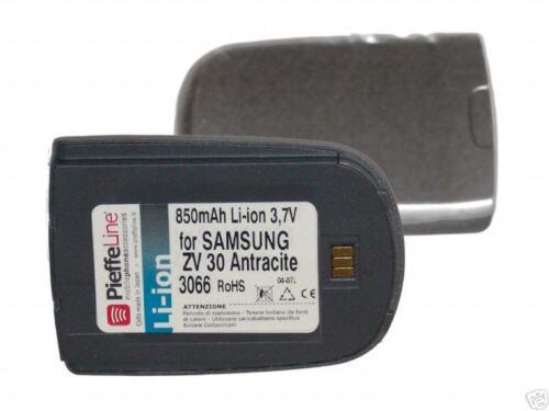 batteria li-ion per samsung SGH ZV30 ANTRACITE   NUOVA