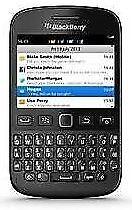 Blackberry 9720-Teléfono inteligente Negro (Desbloqueado)