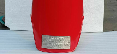 "Details about  /VINTAGE U.S NAVY DIVING DIVERS HELMET Red Colour FULL SIZE 18/"" DIVING HOOD VH28"