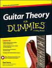 Guitar Theory For Dummies: Book + Online Video & Audio Instruction by Consumer Dummies, Desi R. Serna (Paperback, 2013)