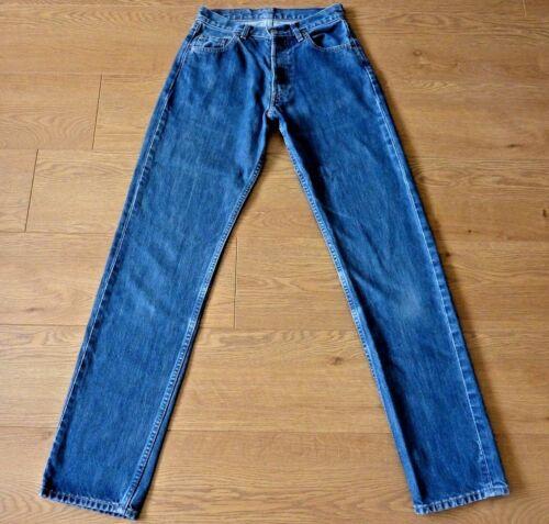 517 L34 Størrelse Fit Levis Blue Ladies Slim Jeans W28 6n4dvvBq7W