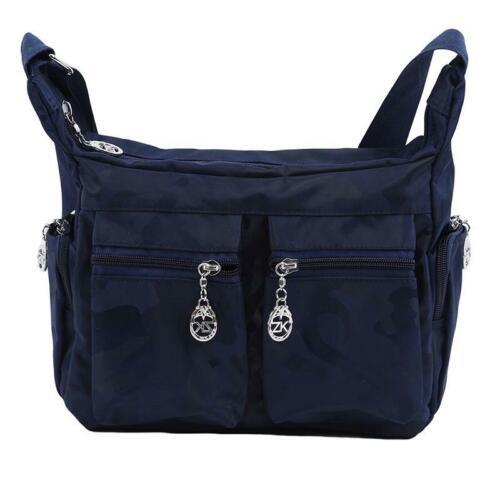 Casual Women/'s Hobo Handbag Retro Shoulder Bags Purse Tote Large Satchel W