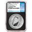 2019-P Proof $1 Apollo 11 50th Ann Silver Dollar NGC PF70UC FDI First Label Retr