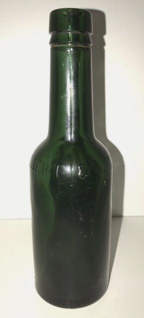 ANTIQUE 19TH C  c1870 DR  JGB SIEGERT & SONS ANGOSTURA BITTERS GLASS BOTTLE  | eBay