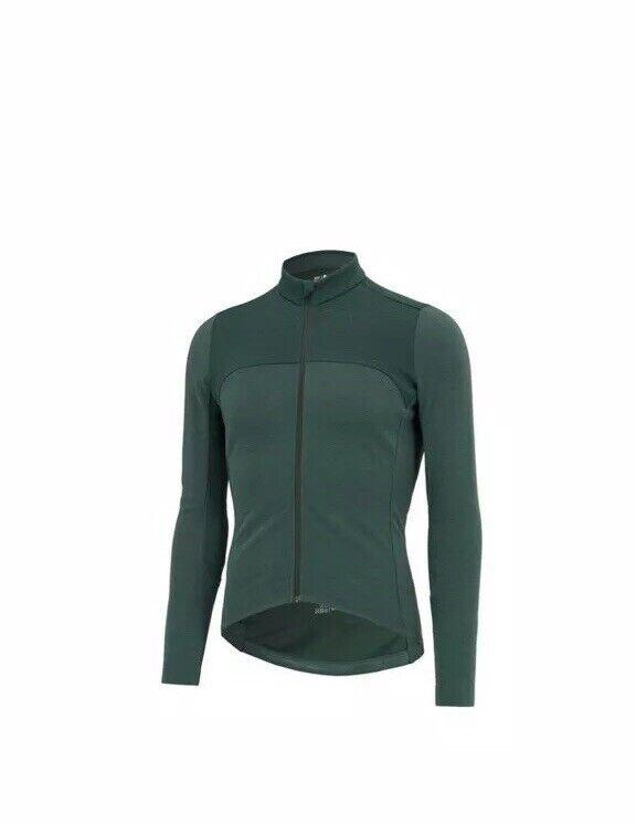 Kalf club long Sleeve merino jersey Size Medium