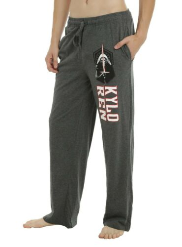 Star Wars The Force Awakens Mens Kylo Ren Pajama Lounge Sleep Pants New S-XL