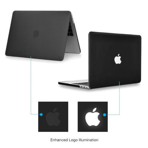 """Rubberized Hard Matte Shell Case F Apple Macbook Air Pro 11/"""" 11.6/"""" 12/"""" 13/"""" 13.3/"""""""