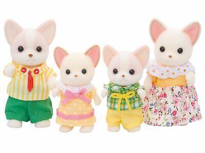 Sylvanian Families Chihuahua family set FS-14  Epoch Japan import NEW