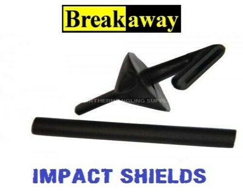 BREAKAWAY  IMPACT SHIELDS SEA FISHING BAIT CLIPS RIG LINE LINKS FOR RIGS LURES  free shipping!
