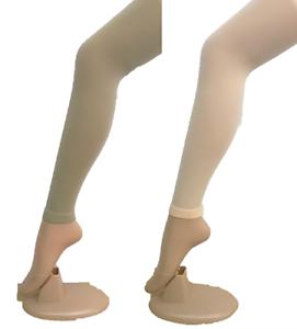 Calzamaglia calzini beige di senza paia rosa dita 20 Rosa chiaro da marrone IqIrA
