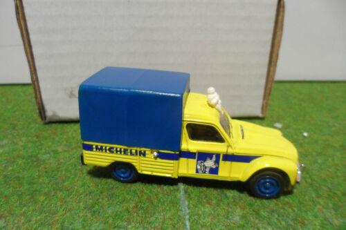 136 Michelin Au Citroën 43 Acadiane 1 D Miniatures Monte Om Original Up Pick Kit SxO4OYAn