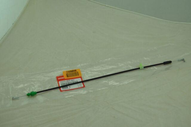 NEW GENUINE 04-08 Acura HONDA OEM TL DRIVER LEFT REAR Door Lock Cable