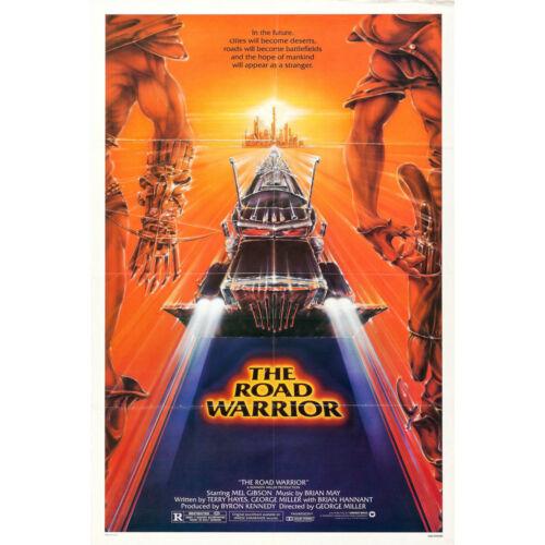 Mad Max 2 Australia Movie 1981s Art Silk Poster 13x20 24x36 inch