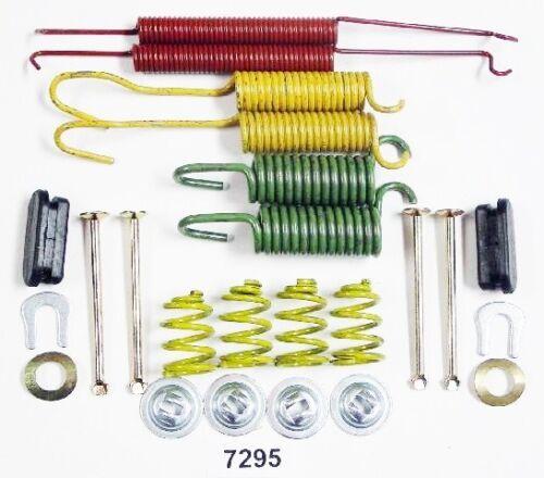 Drum Brake Hardware Kit Rear Better Brake 7295