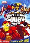 Super Hero Squad Show Vol 1 2 0826663122107 DVD Region 1
