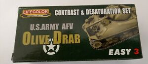 Lifecolor-MS03-US-Army-AFV-Olive-Easy-3-Acrylfarbe-Set-3x22-ml-100ml-13-64