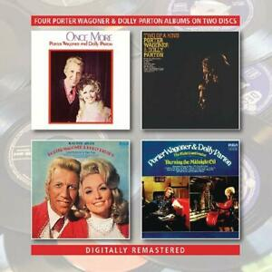 Porter-Wagoner-amp-Dolly-Parton-Once-More-Two-of-a-Kind-Together-Always-CD-NEW