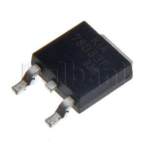 KIA78D33F-Original-New-KEC-Low-Drop-Voltage-Regulator-78D33F