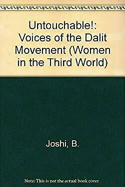 Untouchable! : Voices of the Dalit Liberation Movement-ExLibrary
