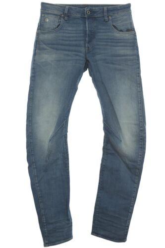 G-star Arc 3d Slim Fit firro Stretch Denim Medium Aged Jeans Pantalon Pants Messieurs