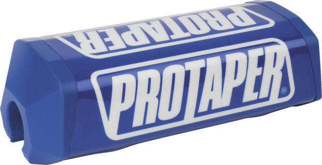 "Pro Taper 2.0 Square Fat Bar Pad Race Blue for 1-1//8/"" Handlebar YZ YZF TE FE WRF"
