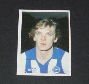 #52 SUDDABY BRIGHTON SEAGULLS DAILY STAR FOOTBALL ENGLAND 1980-1981 PANINI HGcLX0z8-08021832-250366390