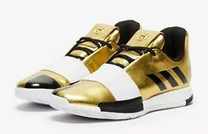 NEW Adidas Harden Vol. 3 IMMA STAR Gold