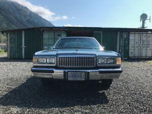 Mercury grand marquis 1988