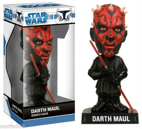 Star Wars Darth Maul Bobblehead PVC 17cm Funko