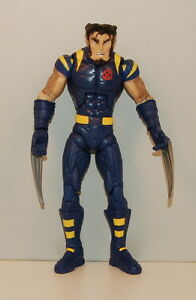 2006-Wolverine-5-75-034-Hasbro-Action-Figure-Toy-X-Men-Marvel