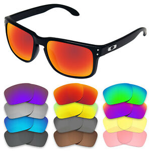 Tintart-Replacement-Lenses-for-Oakley-Holbrook-OO9101-Sunglasses-Options