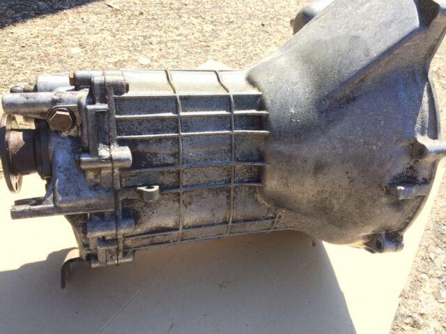 BMW 1500 2000 Neue Klasse Getrag 232 4 Speed Gearbox BMW 2002 1802 1602 M10