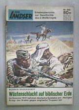 Der Landser Nr.: 465     Wüstenschlacht auf biblischer Erde