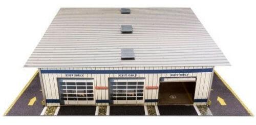 "Innovative Hobby /""Inspection Station/"" 1//64 HO Slot Car Scale Photo Building Kit"