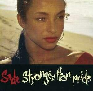 Stronger Than Pride - Sade CD Epic