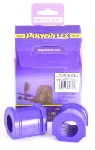 Honda Element 2003-2011 POWERFLEX Front ARB Bush 25.5mm PFF25-303-25.5