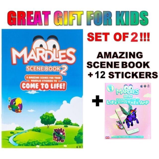 Mardles Stickers Set Girls Birthday Gift Idea Kids Children Her Novelty Presents For Sale Online