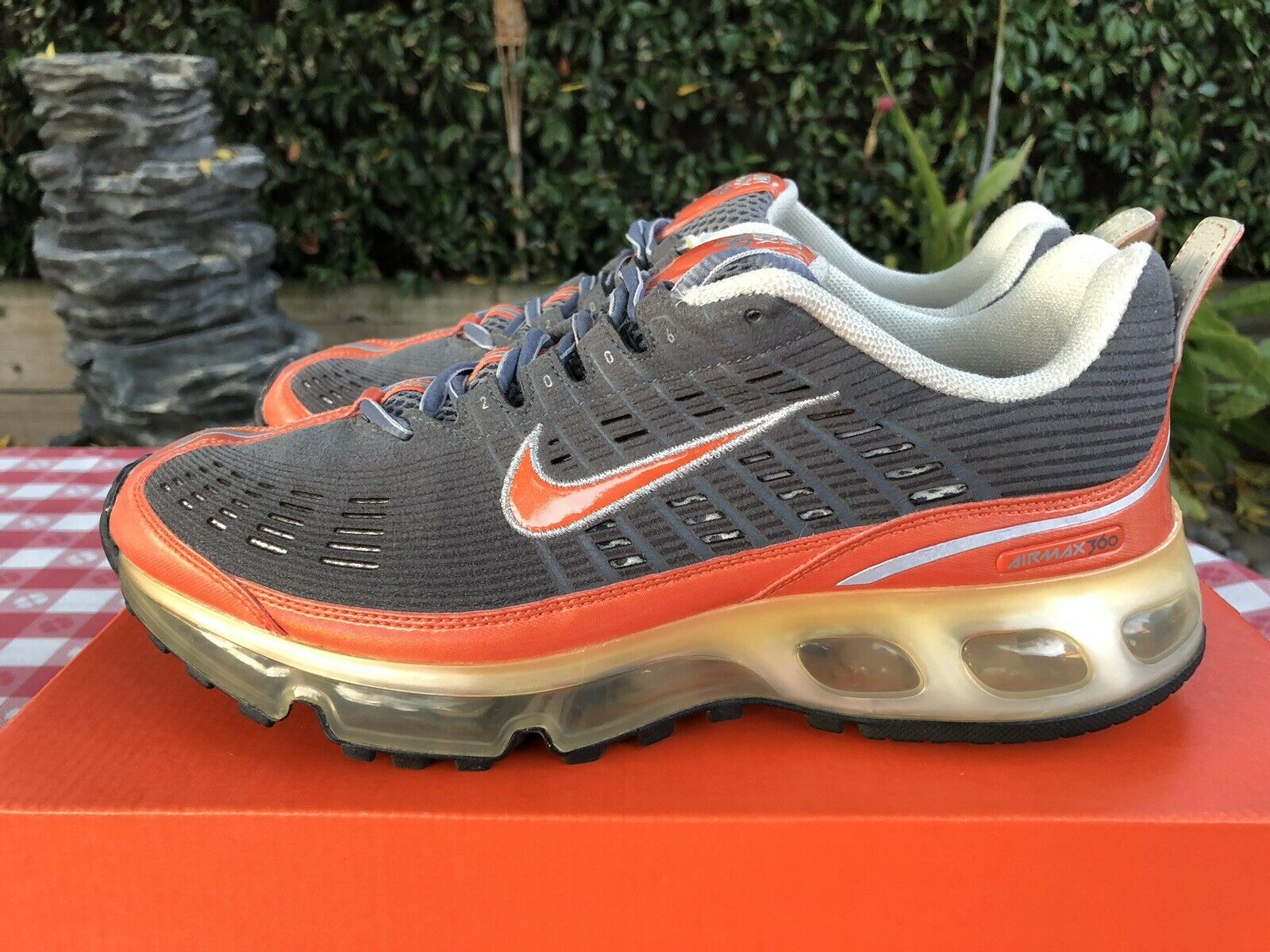 finest selection b3b37 efd7b 2006 Nike Air Max Max Max 360 310908-081 9 f1c4bb