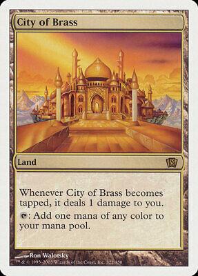 MTG Città d/'Ottone City of Brass Quinta Edizione