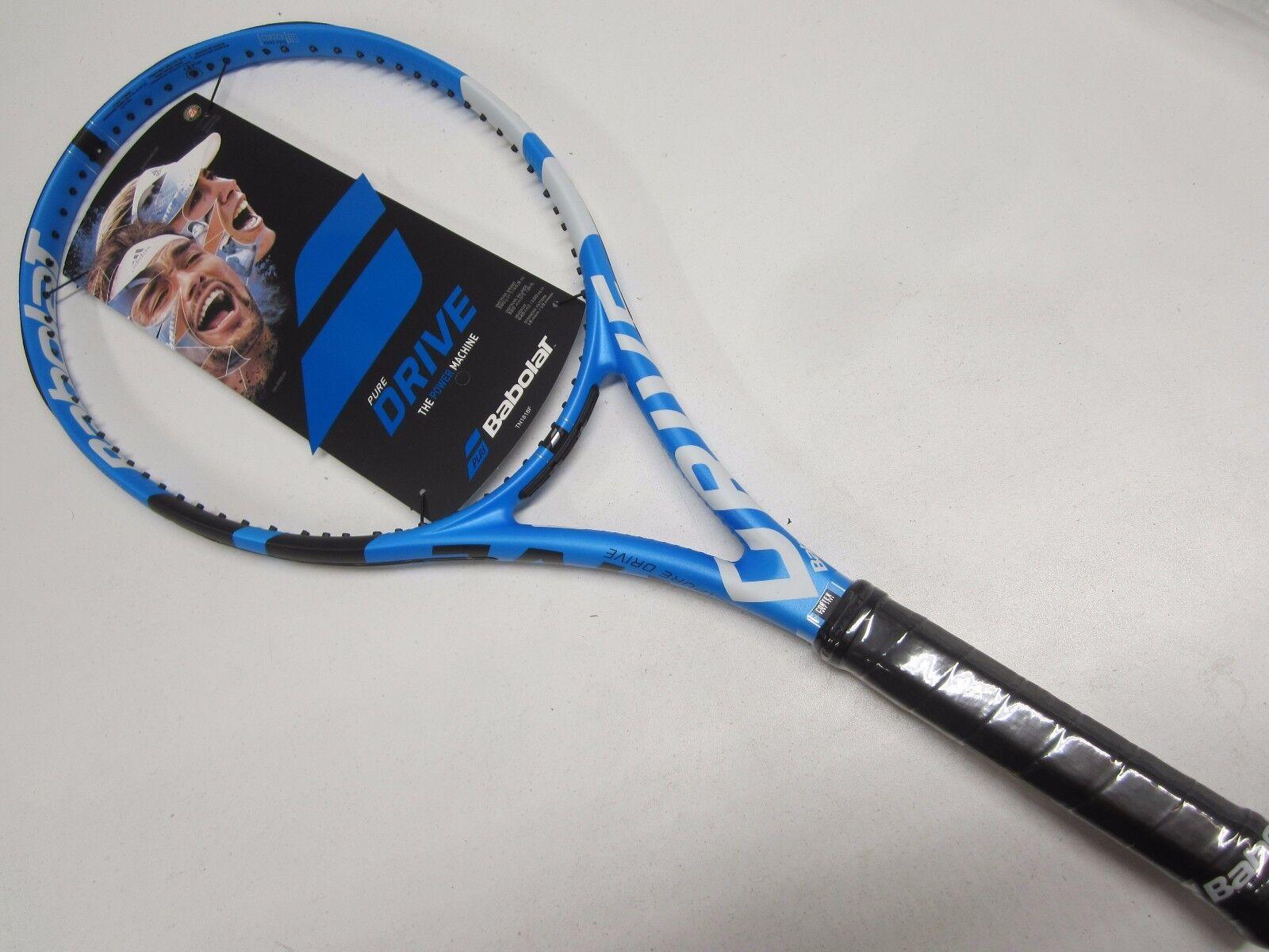 nuevo  2019  Babolat Pure Drive tenis raqueta (4 3 8) modelo actual  los nuevos estilos calientes