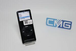 Apple-iPod-nano-1-Generation-4GB-Schwarz-2005-MP3-player-neuwertiger-Zustand