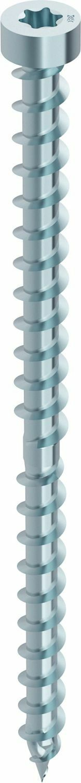 HECO-TOPIX CombiConect Holzbauschraube blau verzinkt mit Zylinderkopf TX-Antrieb