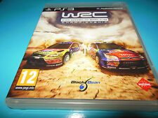 WRC - FIA World Rally Championship - New Unsealed - PS3